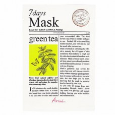 Ariul 7 days Mask - Green Tea