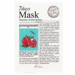 Ariul 7 days Mask -  Pomegranate