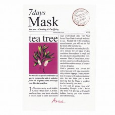 Ariul 7 days Mask - Tea Tree