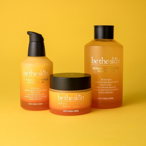 Dry Skin Power Combo by Be the Skin