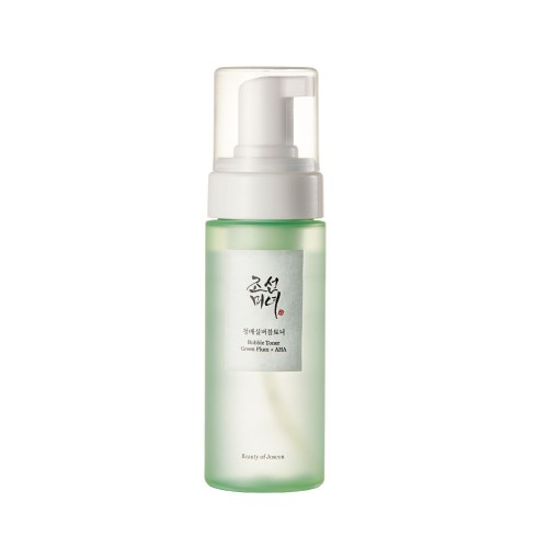 Beauty of Joseon Bubble Toner: Green Plum + AHA (150ml)