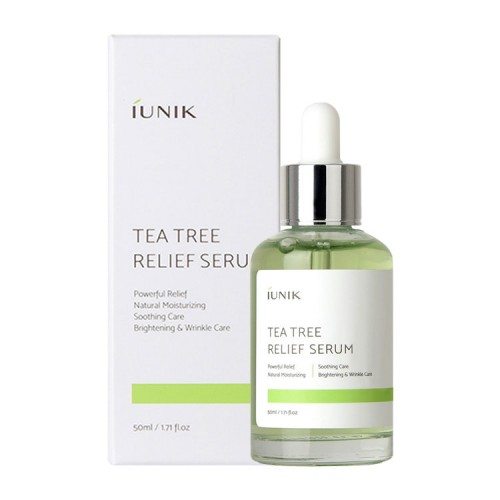 Iunik Tea Tree Relief Serum Mini 15 ml