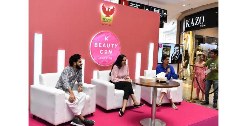 Throwback to K-Beautycon India 2019