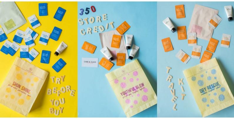 Travel Friendly: Mini Korean Skincare Routine Kits!