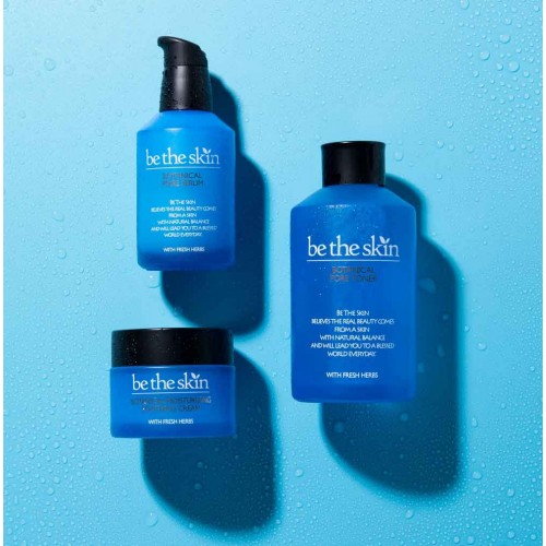 Oily Skin Pore Combo by Be The Skin