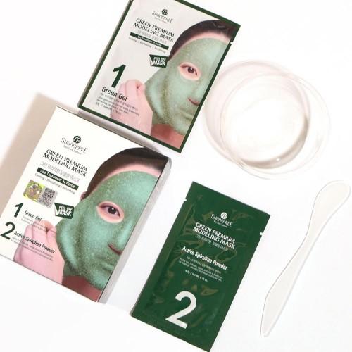 Shangpree Green Premium Modelling Mask