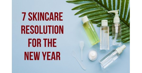 Skincare Resolutions 2019