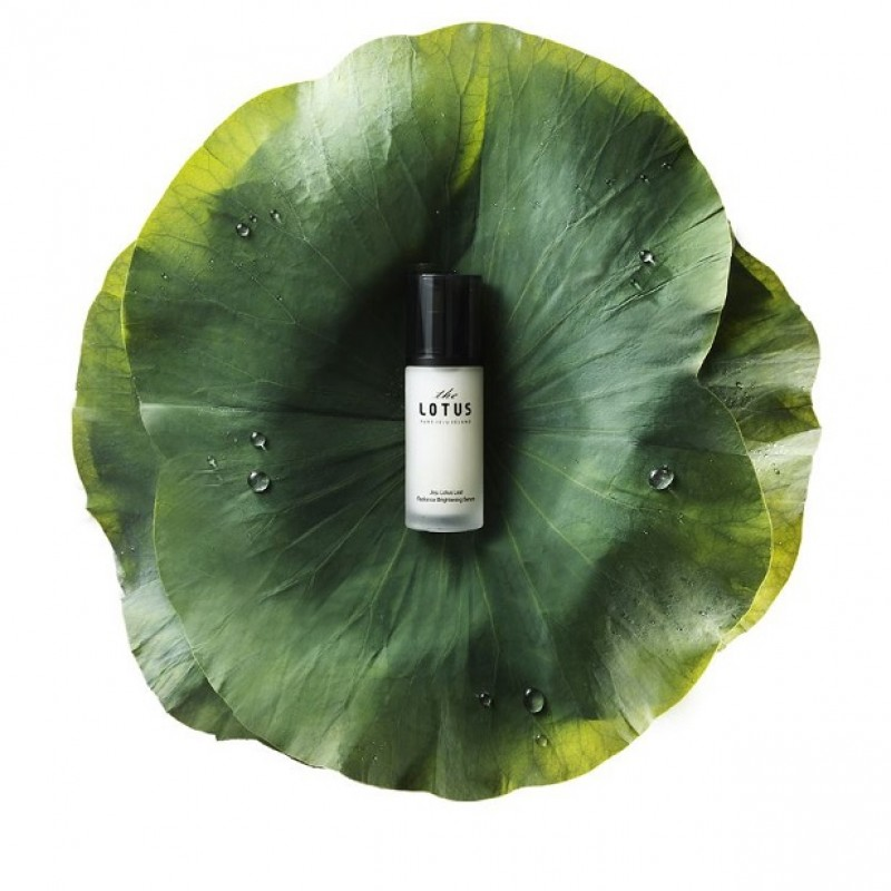The Pure Lotus Radiance Brightening Serum