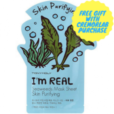 I'm REAL Seaweeds Mask Sheet