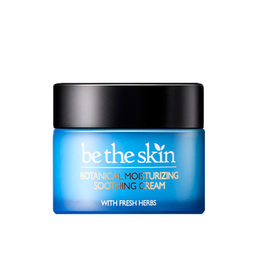 Be the Skin Botanical Moisturizing Soothing Cream